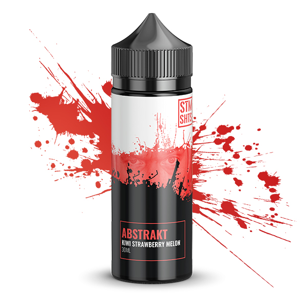 Steamshots Abstrakt Kiwi Strawberry Melon